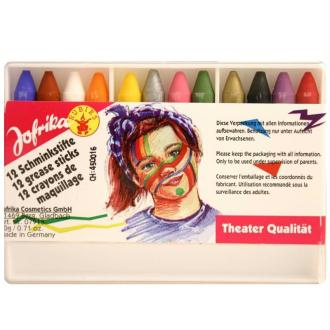 Mini crayons de maquillage x12