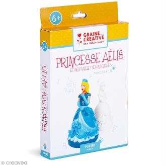 Kit Moulage plâtre - Princesse Aelis