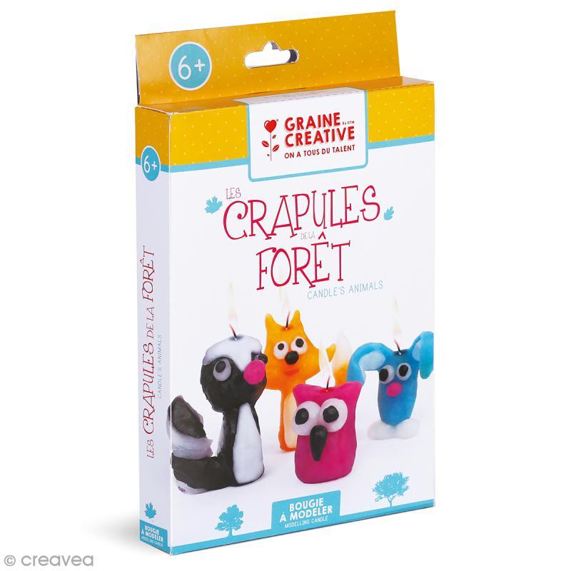 Kit Bougies - Crapules de la forêt - Photo n°1