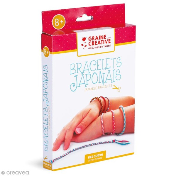 Kit Bracelets japonais - Photo n°1