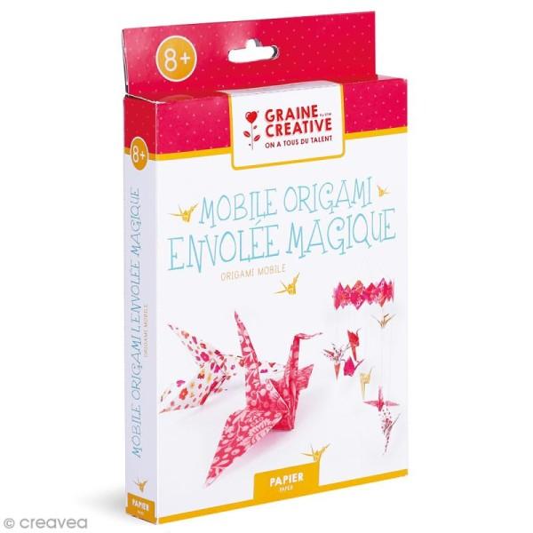 Kit Origami - Envolée Magique - Photo n°1