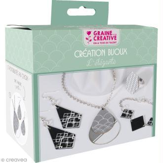 Kit Création Bijoux - L'élégante