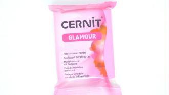Un Pain De Cernit Glamour Rose n°922