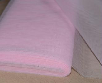 Tissu Tulle Raide Rose Largeur 150cms – Coupe au mètre