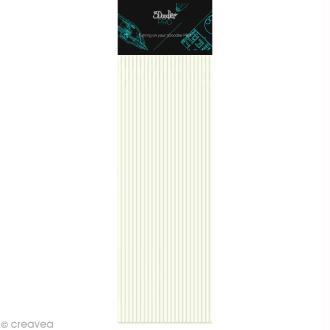 Recharge bâton Stylo 3Doodler Pro - Nylon - 25 pcs