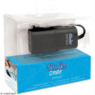 Batterie portable pour 3Doodler 2.0