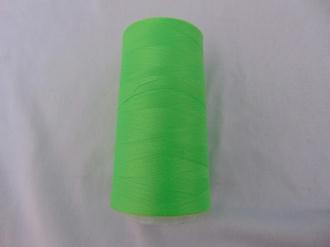 Cône vert fluo