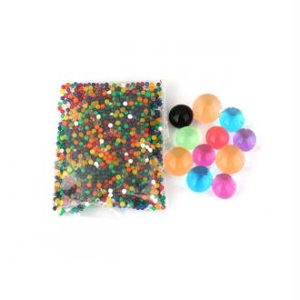 3000 Billes D'eau Orbeez Multicolores 3mm