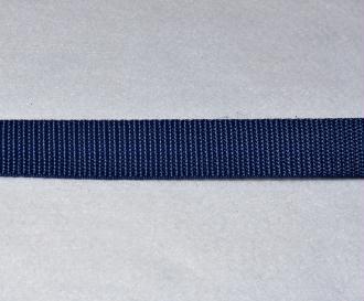 Sangle Polypropylène – 50 mm – Bleu Marine - Qualité extra – Coupe au mètre sur mesure