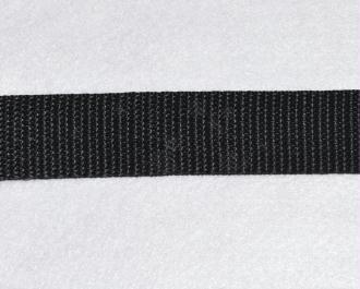 Sangle Polypropylène – 15 mm – Noir - Qualité extra – Coupe au mètre sur mesure