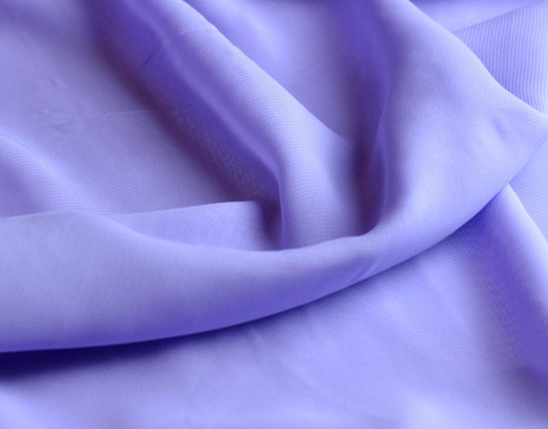 Tissu mousseline polyester fluide lilas coupe par for Art et cuisine chaudron line