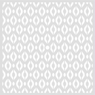 Pochoir Geometrique 32 x 32 cm - Pochoir Artemio - Stencil Geometrique - 15092004