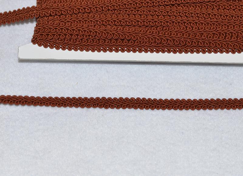 Beige Ruban Galon 10mm Pour finition Haute Couture Non Elastique au m/ètre