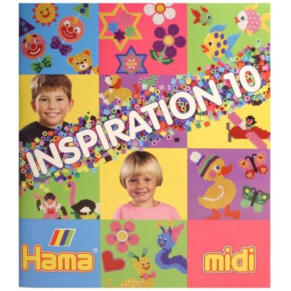 Livre Inspiration 10 Hama - Photo n°1