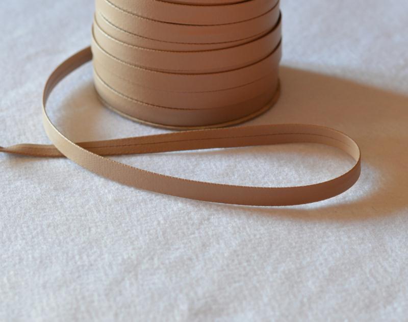 ruban lani re faux cuir skai simili 10 mm beige. Black Bedroom Furniture Sets. Home Design Ideas
