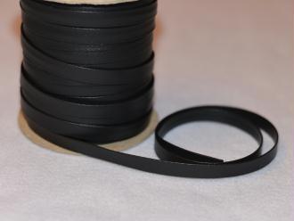 ruban lani re faux cuir skai simili 10 mm marron. Black Bedroom Furniture Sets. Home Design Ideas