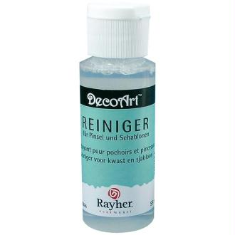 Nettoyant pour pinceaux et pochoirs Rayher 59 ml