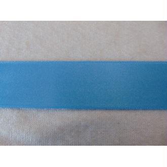 Ruban satin bleu perroquet 25 mm