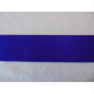 Ruban satin violet moyen 25 mm