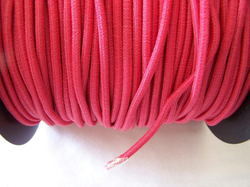 Sandow ext rieur rouge 4 mm fil lastique creavea for Meilleur engrais pour cannabis exterieur