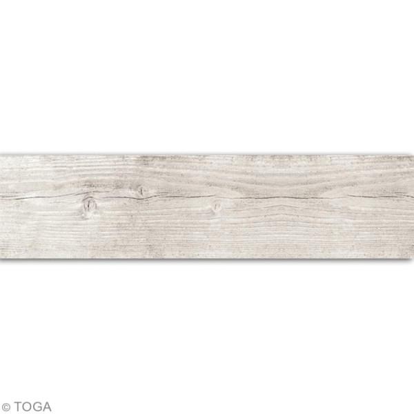 Masking tape large Toga - Bois foncé - 5 cm x 10 m - Photo n°3