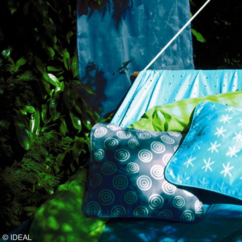teinture tissu id al liquide bleu p trole 14 mini teinture coton creavea. Black Bedroom Furniture Sets. Home Design Ideas