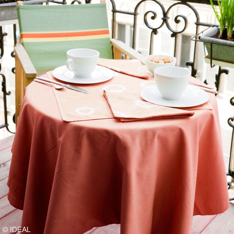 teinture tissu id al liquide corail 36 mini teinture coton creavea. Black Bedroom Furniture Sets. Home Design Ideas