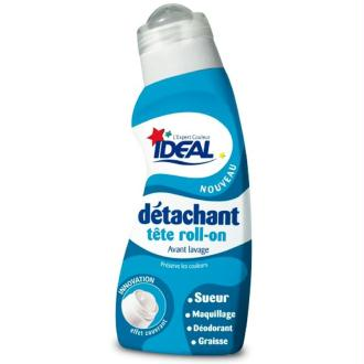 Détachant avant lavage Tête Roll On Ideal 150 ml