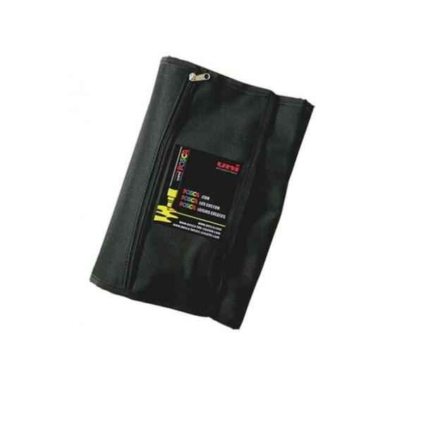 Trousse vide pour POSCA - Pochette en tissu pour 20 marqueurs - Photo n°1