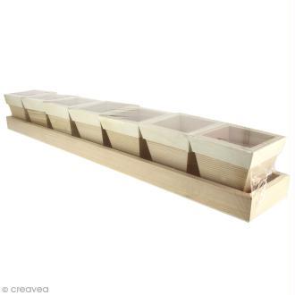 formes en bois graine cr ative acheter forme bois au meilleur prix creavea. Black Bedroom Furniture Sets. Home Design Ideas