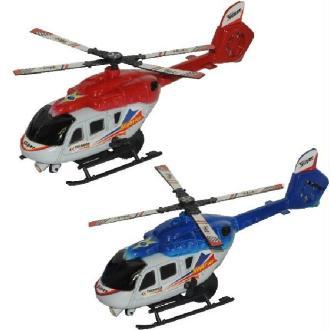 2 Hélicoptères À Friction