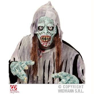 Masque à Capuche zombie infecté