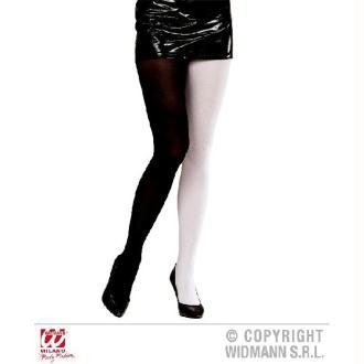 Collants Style Noirs et Blancs (XL)