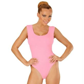 Body Sans Manches Rose Clair - Taille M/L