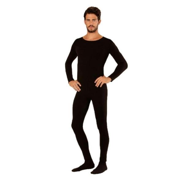 Justaucorps Homme à Manches Longues Noir XL - Tenues spécial gym ... 692891b4d8a