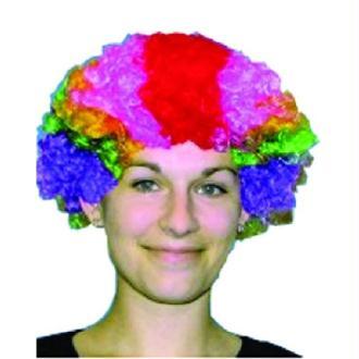 Perruque POP Multicolore