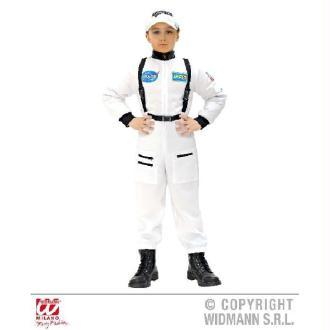 Déguisement astronaute blanc 5/7 ans