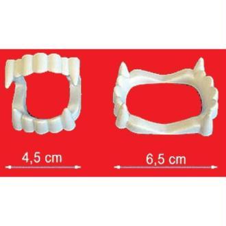 Dentier de vampire (PVC)