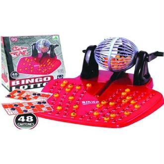 Loto bingo avec 48 cartons