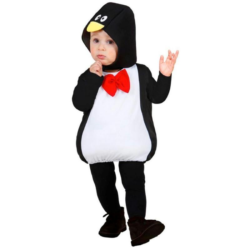 d guisement pingouin rigolo 2 3 ans costumes b b. Black Bedroom Furniture Sets. Home Design Ideas