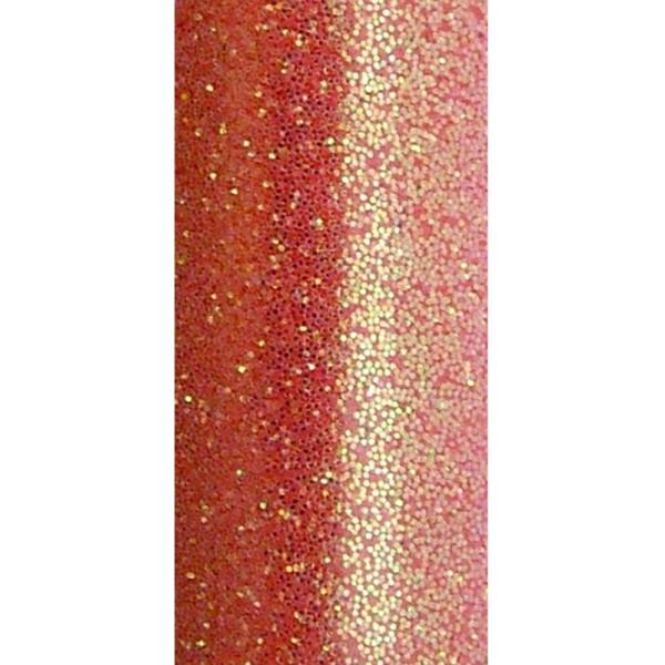 Poudre de paillettes à effet Rose pastel 10 ml - Photo n°3