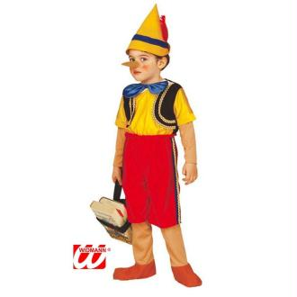 Déguisement Pinocchio 5 ans