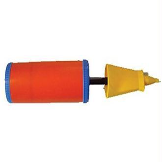 Pompe à ballons 25 cm manuel avec embout