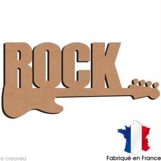 Rock en bois 58 cm
