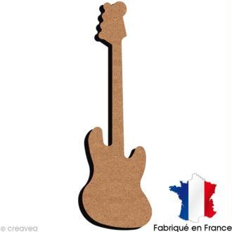 Guitare en bois 21 cm