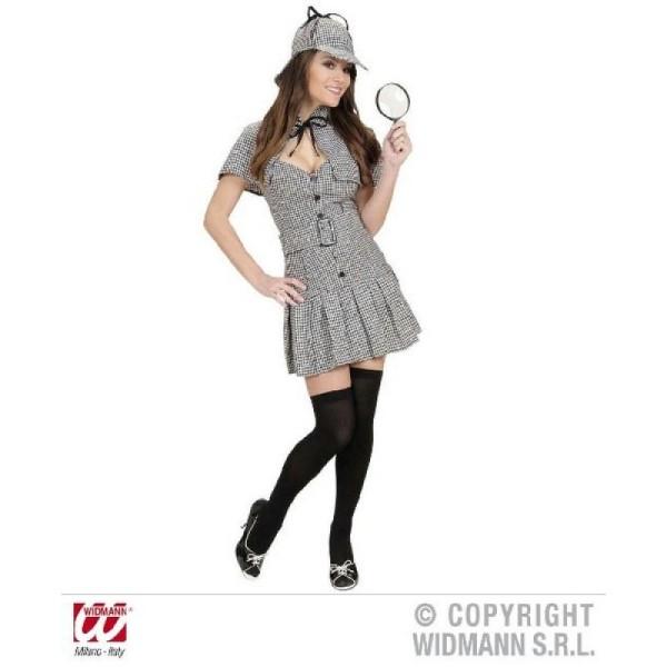 29ff34b0ceb Déguisement Détective Anglais - Taille M - Costumes femme - Creavea
