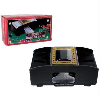 Mélangeur/distributeur de cartes automatique 21 x 11,5 x 9,5 cm