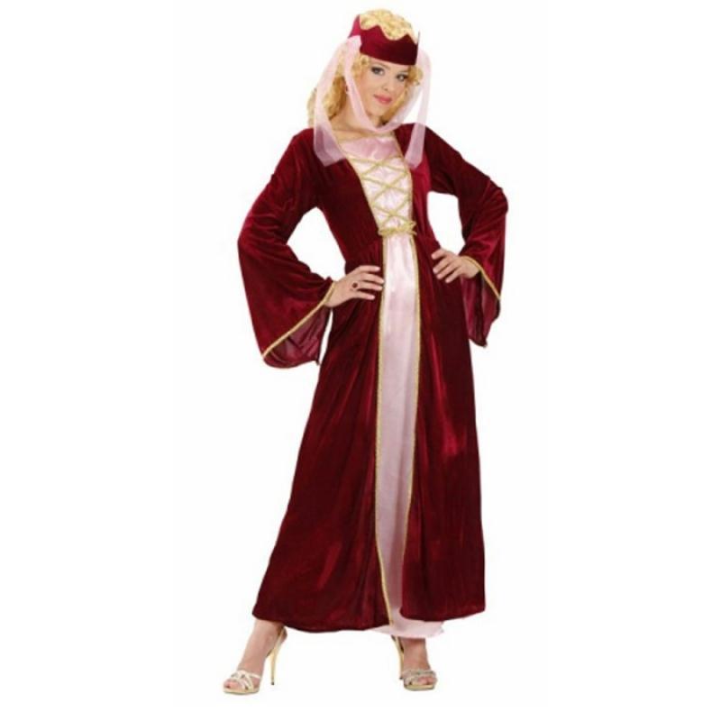 Déguisement L Reine Femme Médiévale Taille Costumes Creavea 5Rj4LA