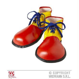 Chaussures de clown adulte pro