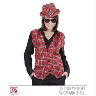 Veston écossais femme - Taille M/L